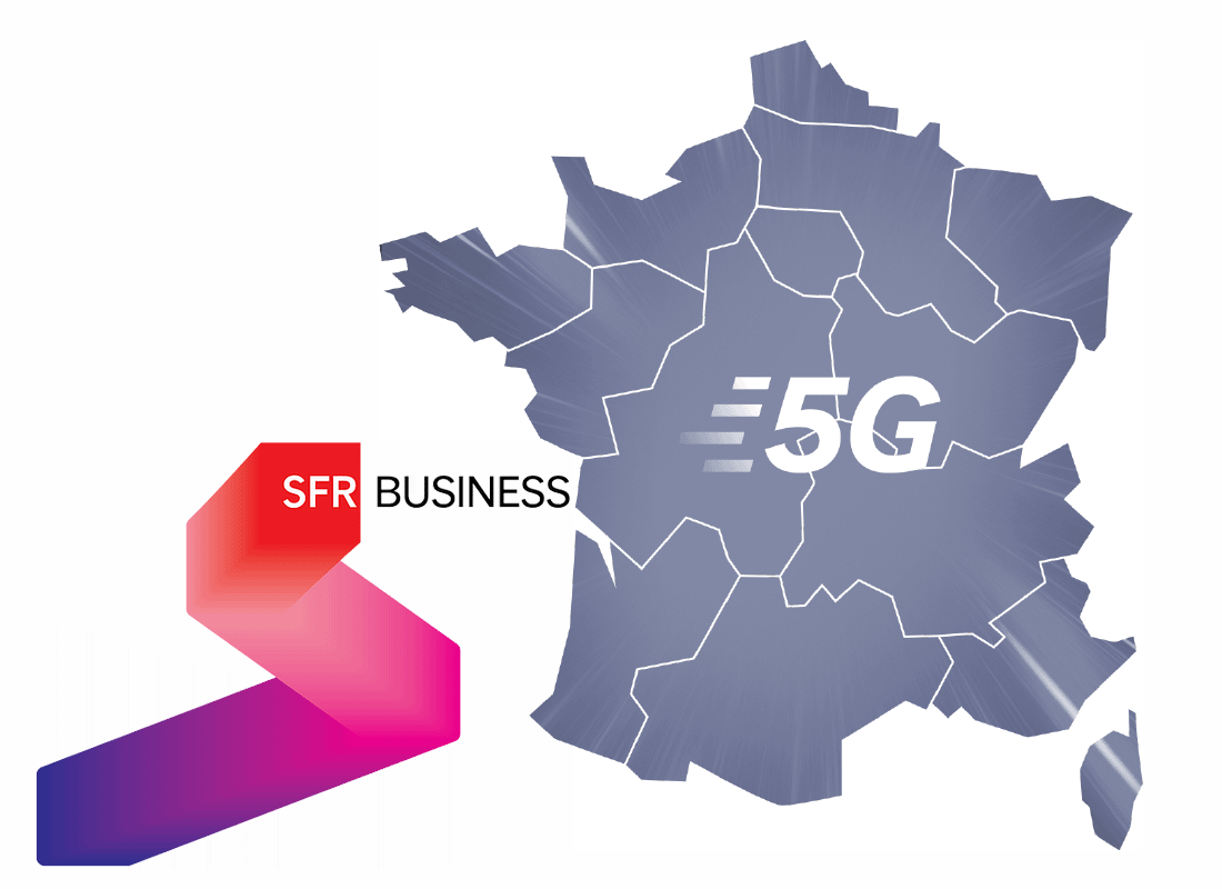 Forfait mobile et 5G pour les PME, à Paris et en région d'Ile-de-France