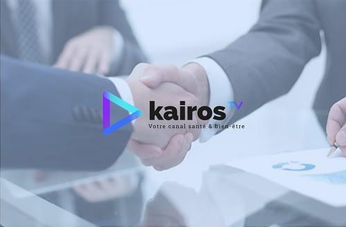 Internet des objets : interconnexion mobile 4G de TV  pour BYKAIROS